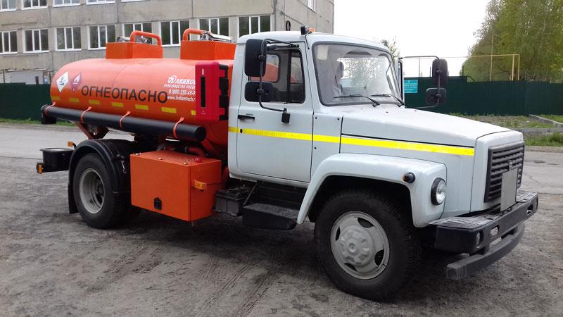 АТЗ-4.9 на шасси ГАЗ-3309