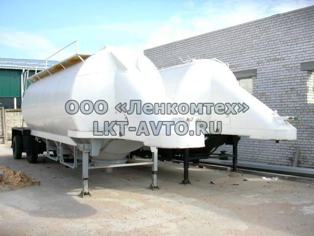 964806 муковоз полуприцеп-цистерна