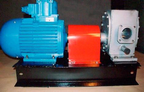Агрегат насосный битумный ДС-215