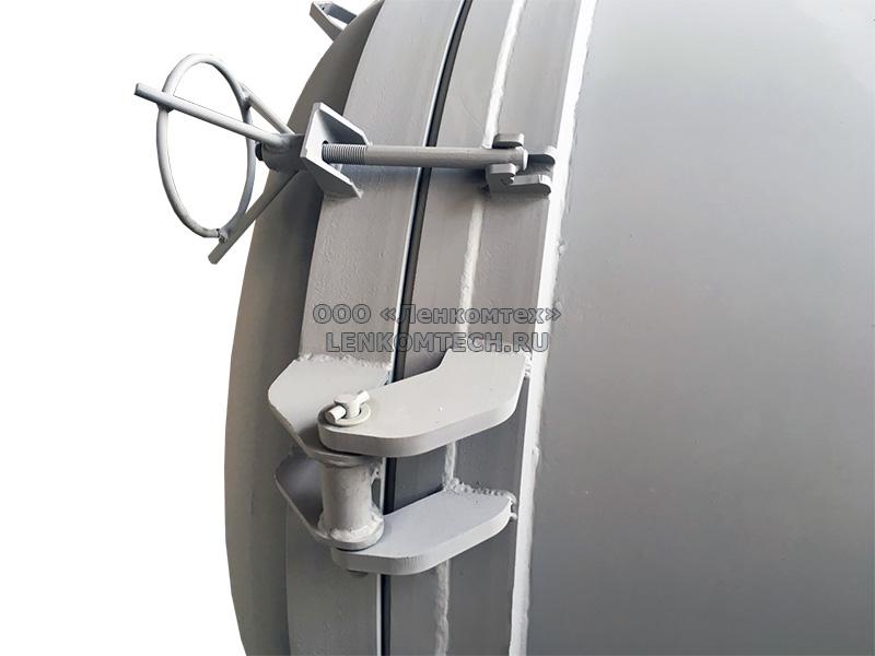 Цистерна КО-520.05.000 с открывающимся дном