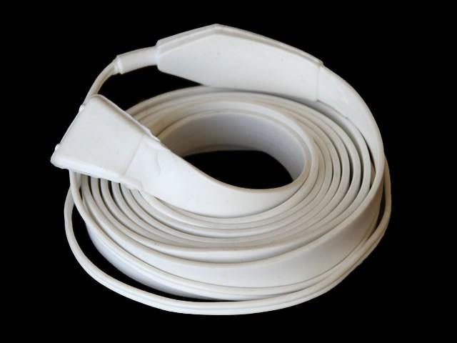 Ленты ЭНГЛ-1 (380В)  Максимальная температура на поверхности ленты - 180 и 250°С Длина от 4,5 до 66,37 метра
