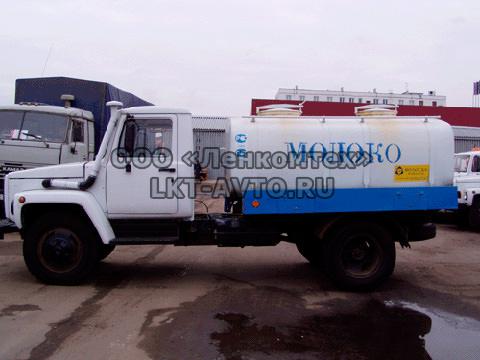 Автоцистерна Г6-ОПА-3308