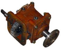 Коробка отбора мощности ГАЗ-3309 КО-503В-2.02.12.100-02