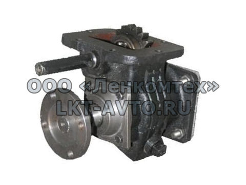 Коробка отбора мощности на ЗИЛ-130 (бензовоз, водовоз) 555-4202010-09