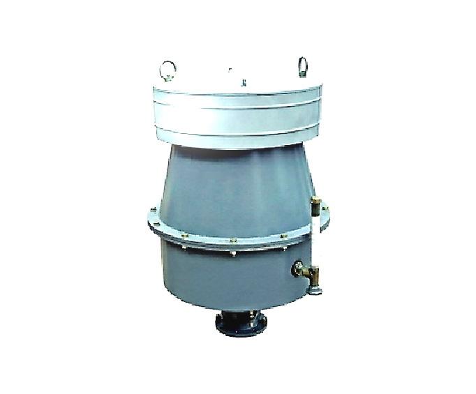 Клапан КПГ (с огнепреградителем, алюминий)