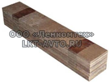 Лопатки к компрессору БЦМ-01