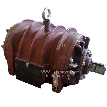 Насос вакуумный КО-503 для ассенизаторской машины