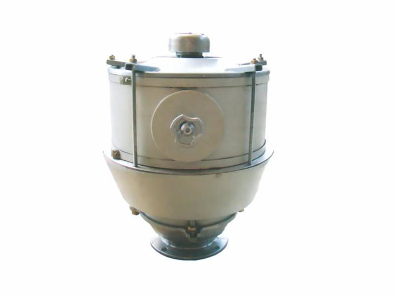 НДКМ-100 (с огнепреградителем, алюминий, УХЛ-исполнение)