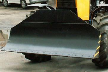 Бульдозер жесткий гидроповорот на 82П