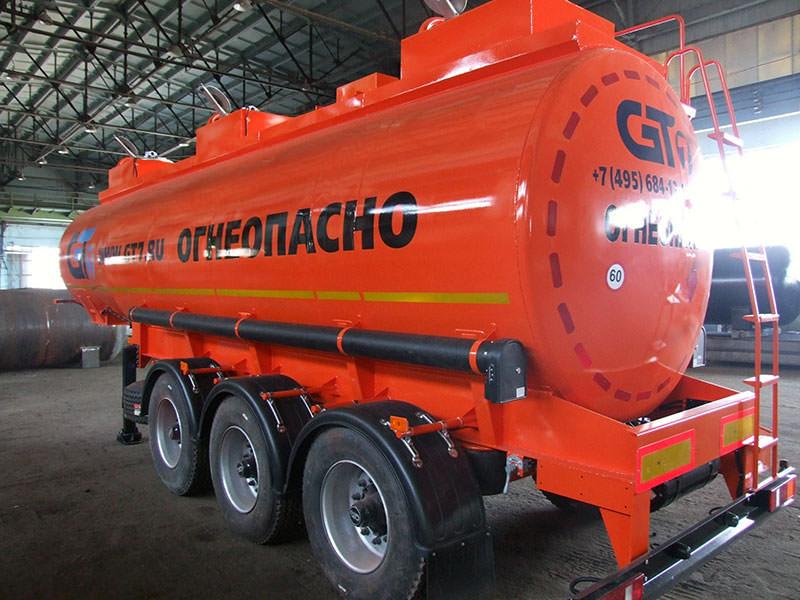 Бензовоз Полуприцеп ППЦ-28 GT7
