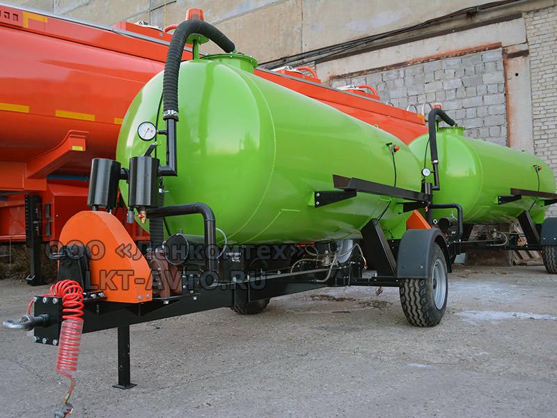 Slurry tanker LKT-V