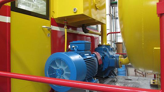 Цистерна для агрегата для очистки водосборников (зумпфовый агрегат)