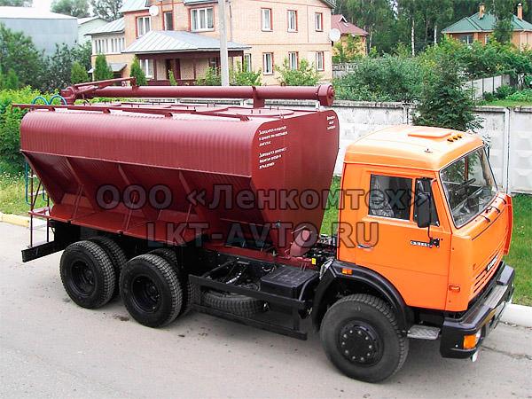 Загрузчик сухих кормов ЗСК-15-2
